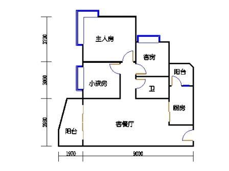 D1号楼2-17层05单元