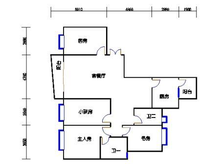 C塔(D)5-29层C2单元