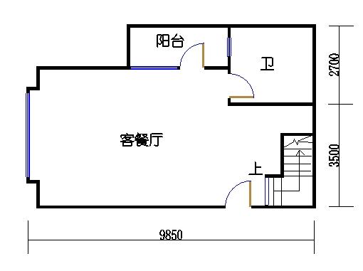 E塔6-13、15-26层E9单元