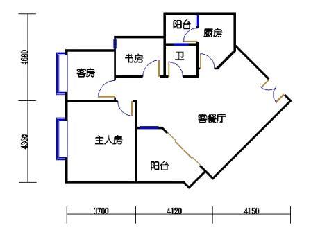 7栋2层03单元
