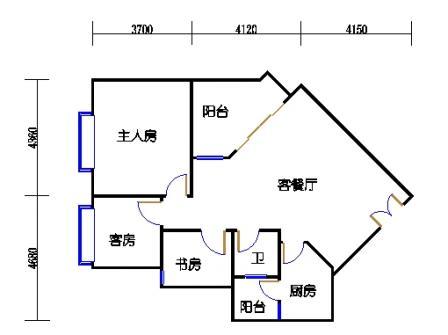 7栋3-10层06单元
