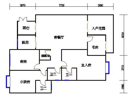 10栋3-10层合并01、02单元