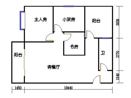 C栋B.C单元二层09