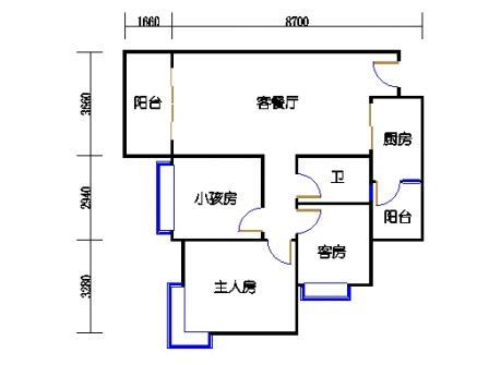 A7栋2-15层01单元