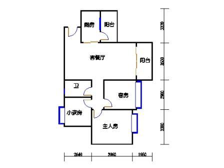 A7栋2-15层06单元