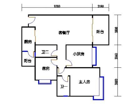 A8栋2-15层05单元
