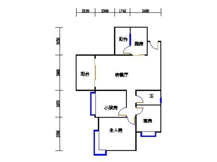 A8栋2-15层06单元