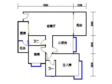 A11栋2-17层05单元