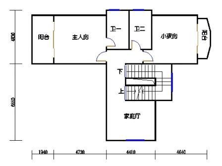 J1单元二层