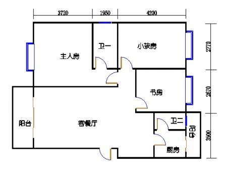 花语庭01单元