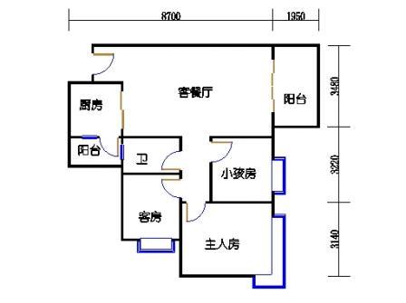 D5栋4层02单元