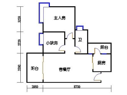 D5栋5-15层05单元