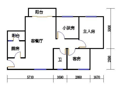 D5栋16层03单元