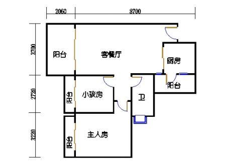 D5栋16层04单元