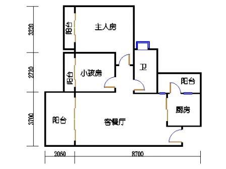 D5栋16层05单元