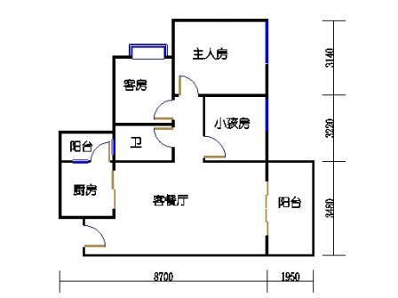 D5栋17层01单元