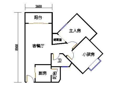 5栋4-18层06单元