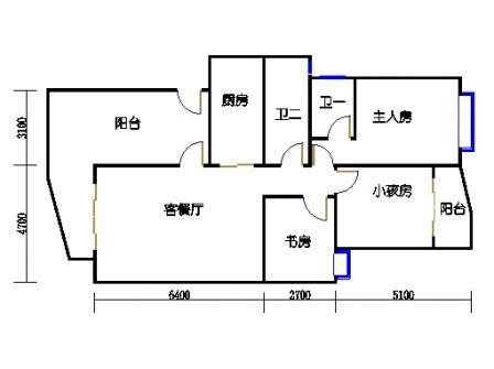 3#楼5-10 3-2-2-2