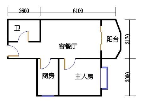Ⅱ座04单元