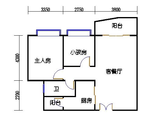 S3栋5-22层05单元