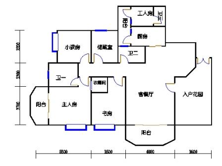 S4栋5-22层02单元
