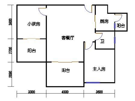 凤馨苑2期14号楼1层3号03单元
