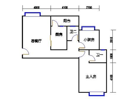 凤馨苑2期14号楼1层4号01单元