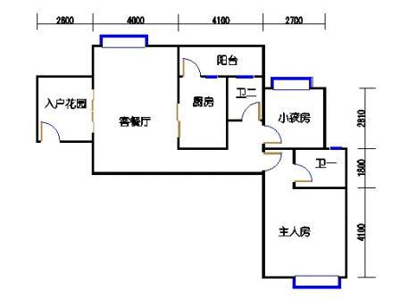 凤馨苑2期14号楼2层1号01单元