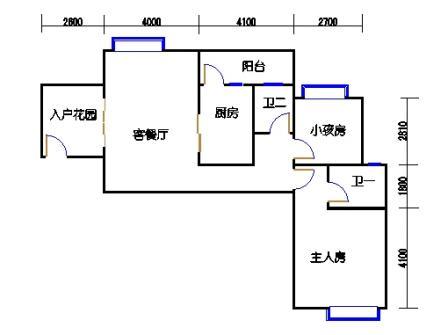凤馨苑2期14号楼3层3号01单元