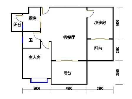 凤馨苑2期14号楼3层4号04单元