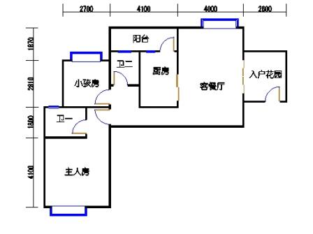 凤馨苑2期14号楼4层3号02单元