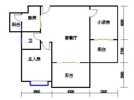 凤馨苑2期14号楼4层4号04单元
