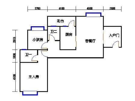 凤馨苑2期14号楼5、7层2号02单元