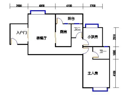 凤馨苑2期14号楼5、7层3号01单元