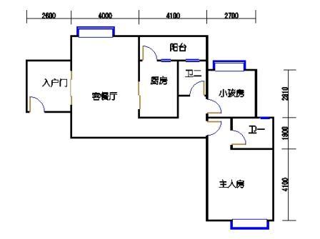 凤馨苑2期14号楼6、8层1号01单元