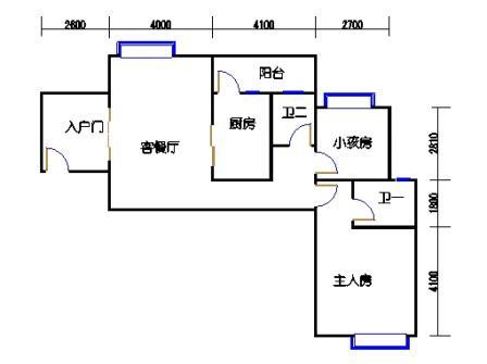凤馨苑2期14号楼6、8层3号01单元
