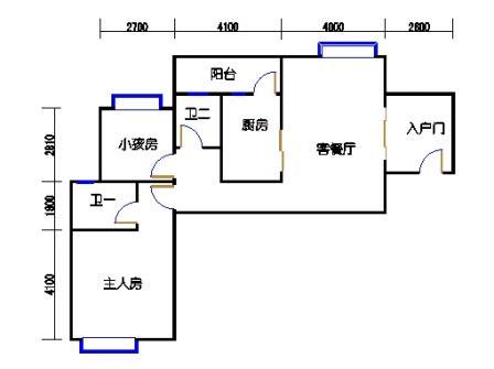 凤馨苑2期14号楼9层3号02单元