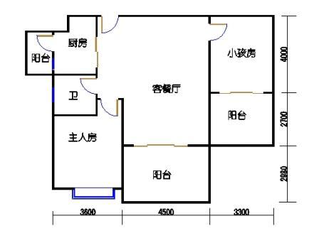 凤馨苑2期14号楼9层3号04单元
