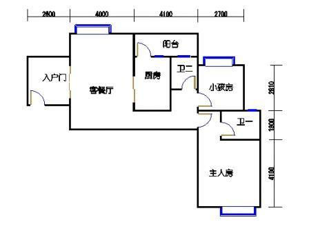 凤馨苑2期14号楼9层4号01单元