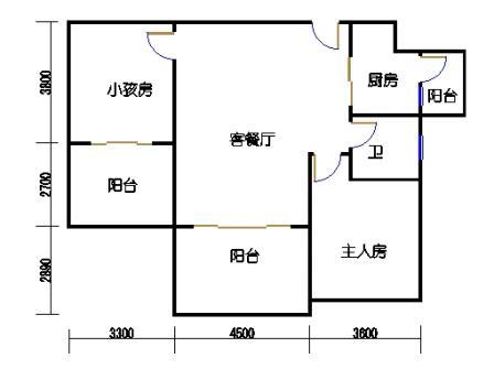 凤馨苑2期14号楼10层1号03单元