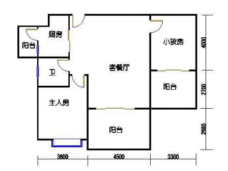 凤馨苑2期14号楼10层1号04单元