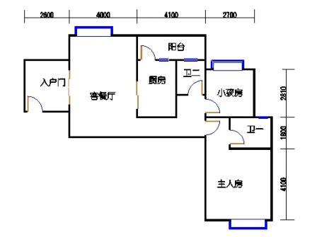凤馨苑2期14号楼10层2号01单元