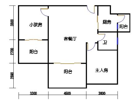 凤馨苑2期14号楼10层2号03单元