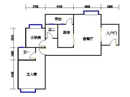 凤馨苑2期14号楼10层3号02单元