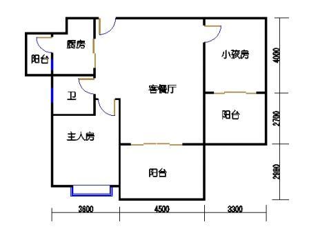 凤馨苑2期14号楼10层3号04单元
