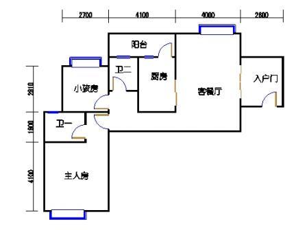 凤馨苑2期14号楼10层4号02单元
