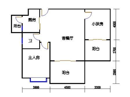 凤馨苑2期14号楼10层4号04单元