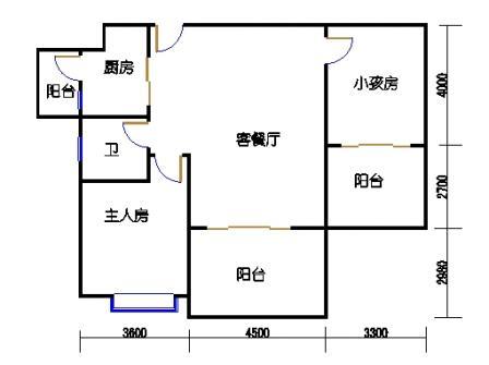 凤馨苑2期14号楼11层1号04单元