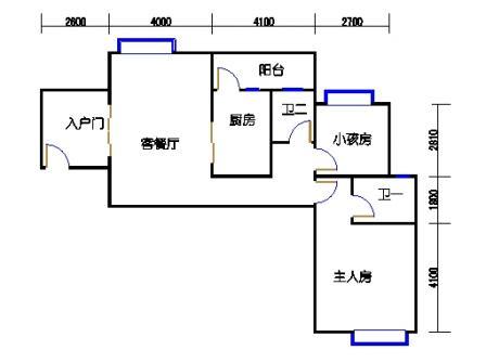凤馨苑2期14号楼11层2号01单元