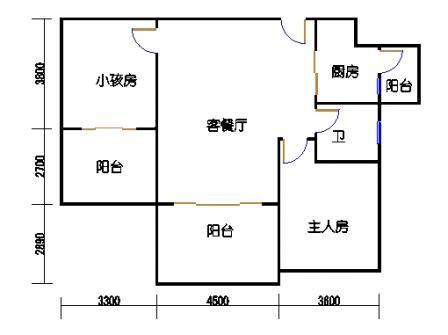 凤馨苑2期14号楼11层2号03单元